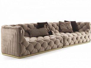 Галерея диван 4 местный GM 03