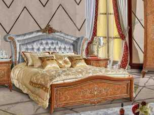Эсмеральда 3909D ФБ кровать 180х200