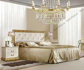 Тиффани спальня штрих-золото
