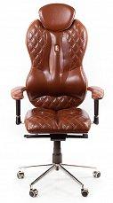 GRANDE кресло рабочее коричневое