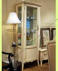 Адалия (Adalia) витрина 1 дверная 751b-1