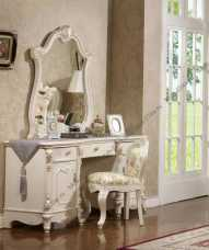 Лоренцо стол туалетный с зеркалом