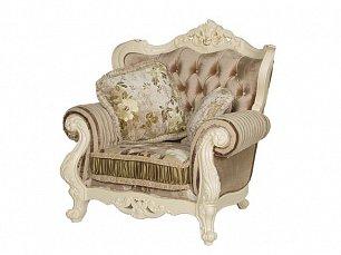 Милано кресло ткань кофейная арт. MK-1828-IV
