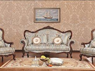 Казанова мягкая мебель 3+1+1 ткань