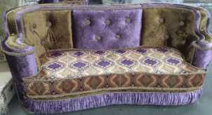 Афродита диван 3 местный (раскладной)