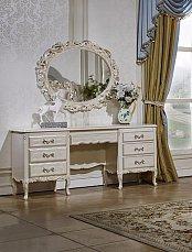 Виттория туалетный столик с зеркалом