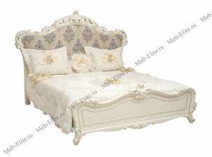 Эстелла кровать 180х200 белая