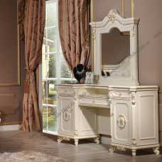 Сафина Аворио стол туалетный с зеркалом