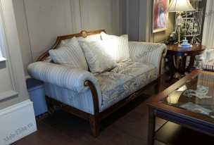 Кембридж диван 2 местный