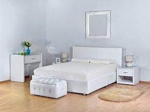 Атриум спальня марципан