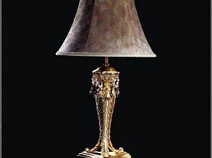 AMPOLLO (Gressa) лампа настольная Арт.786922 (MT500006-1) 1х40W E27