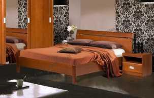 Валенсия спальня вишня