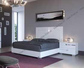 Воларе спальня белая