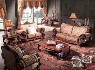 Александрия (карпентер 228) мягкая мебель 3+2+1