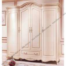 Милано (Фиоре) шкаф 4 дверный MK-1837-IV