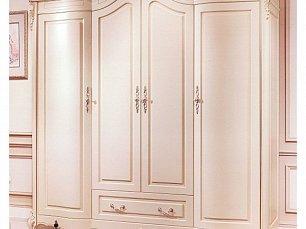 Милано шкаф 4 дверный арт. MK-1837-IV