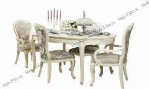 Милано стол обеденный овальный 180х100