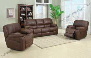 Оскар мягкая мебель 3+1+1 замша
