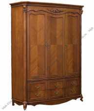 Карпентер 230-1 шкаф 3 дверный