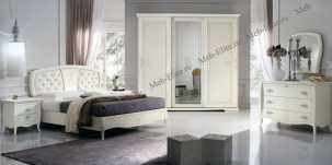 Нинфея спальня (белая)