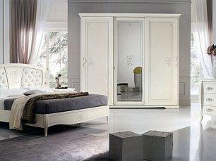 Нинфея спальня белая