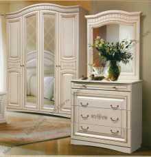 Венера SL шкаф 4 дверный