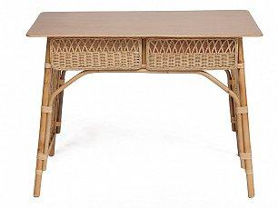 Андерсен письменный стол натур. ротанг