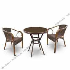 Комплект мебели 2+1 А1007-А2010В-2pcs