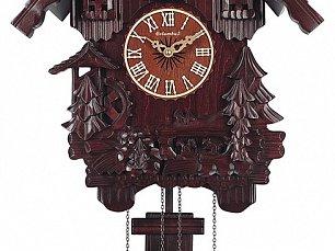"""Настенные часы с кукушкой """"Водяная мельница"""" CQ-018"""