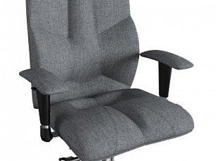BUSINESS кресло рабочее серое