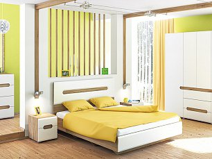 Леонардо МН-026 спальня