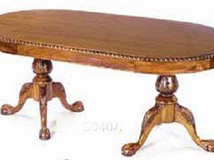 Гамма стол обеденный раскладной 240х100 D040E-ASD