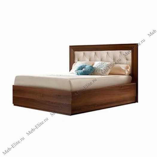 Амели кровать 90х200 с мягким элементом ноче