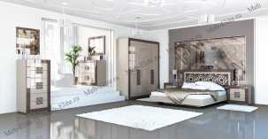 Эллипс МН-118 спальня глянец