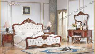 Романтика спальня орех