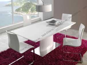 ЕСФ столовая комплект: стол обеденный 160/200х90 Дюпен DT-01  + стулья 1003 4 шт.