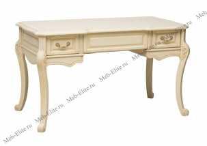 Белый Цветок стол письменный 8802
