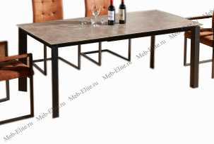 Мик стол обеденный 120/180х85 MK-6002-DG