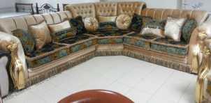 Валенсия диван угловой (раскладной)