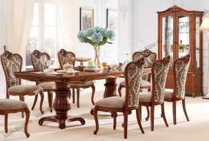 Лоранс стол обеденный 200/250/300х110 MK-5432-СO