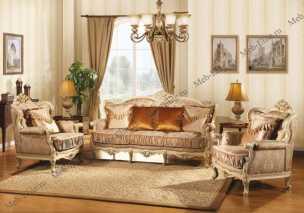 Версаль мягкая мебель 3+1+1 ткань
