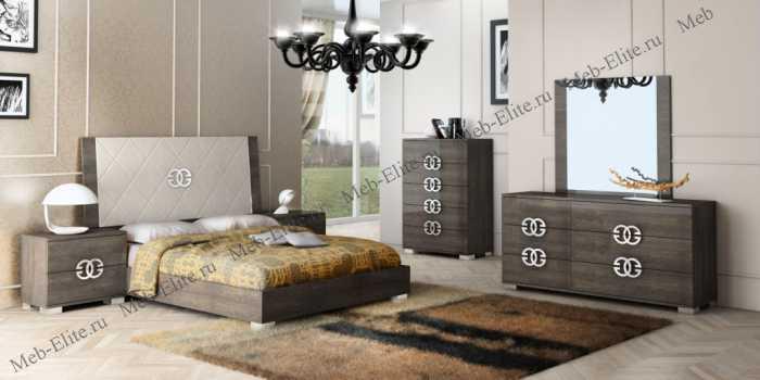 Престиж спальня глянец
