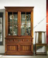 Кембридж витрина-буфет 2 дверная