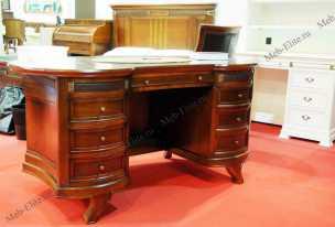 Кембридж стол письменный 570 малый