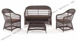 Комплект мебели (иск.ротанг) 2+1+1 Y306-2/ Y306/ ST306