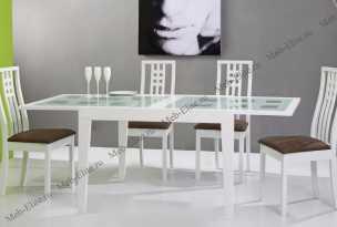 Стол обеденный 120/240х90 Бенсон 120