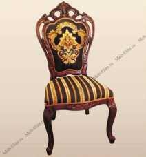 Моника стул (ткань, арт.3263, темная)