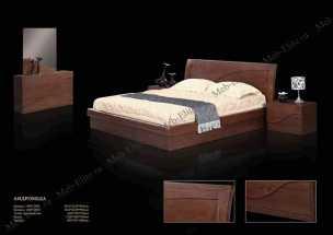 Андромеда спальня (махагон)
