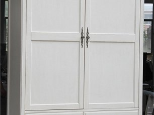Бельведер шкаф 2 дверный ST9327KR-2 карамель