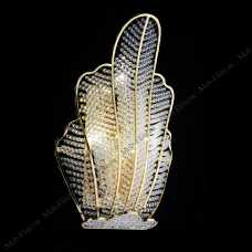 RICCIO Бра (MB200008-3) 3х40W Е14 золото Арт.705632